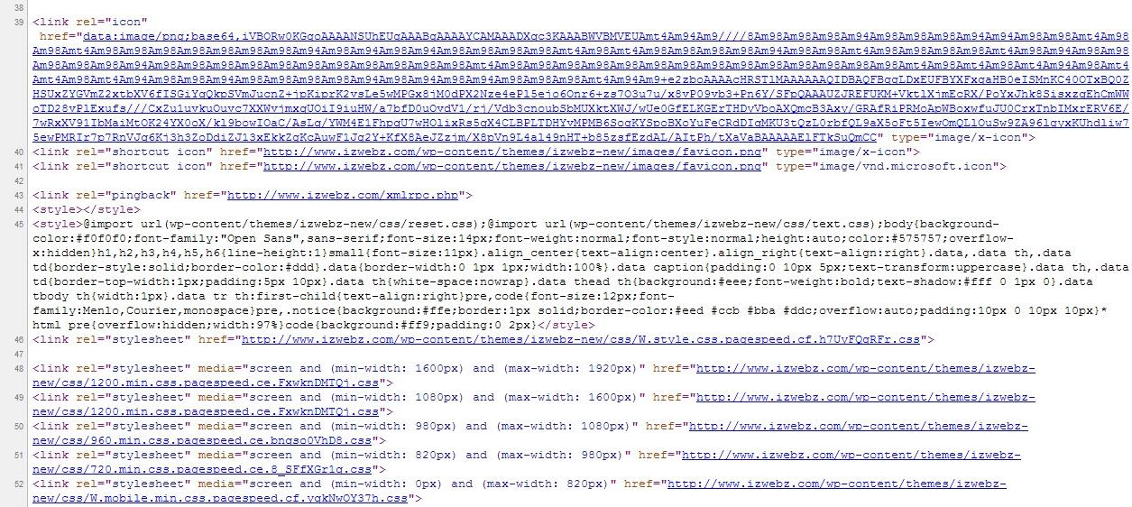 Base64 Image là gì? Lợi và hại khi sử dụng Base64 Data URI trong tối ưu tốc độ Wap/Web
