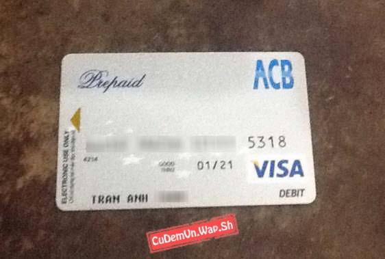 Hướng dẫn Đăng ký Paypal, Mở thẻ Visa Prepaid và Xác nhận Paypal