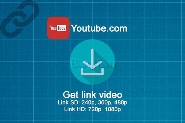 Hướng dẫn dùng cURL và PHP để viết code Get link video Youtube full định dạng SD và HD