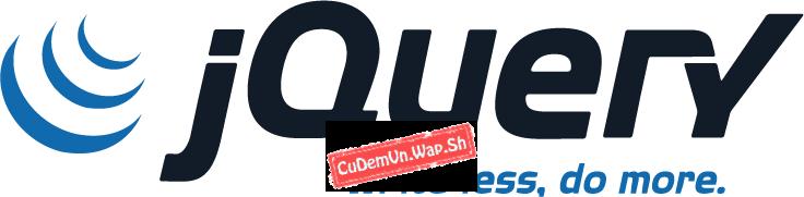 Khái niệm: jQuery là gì?