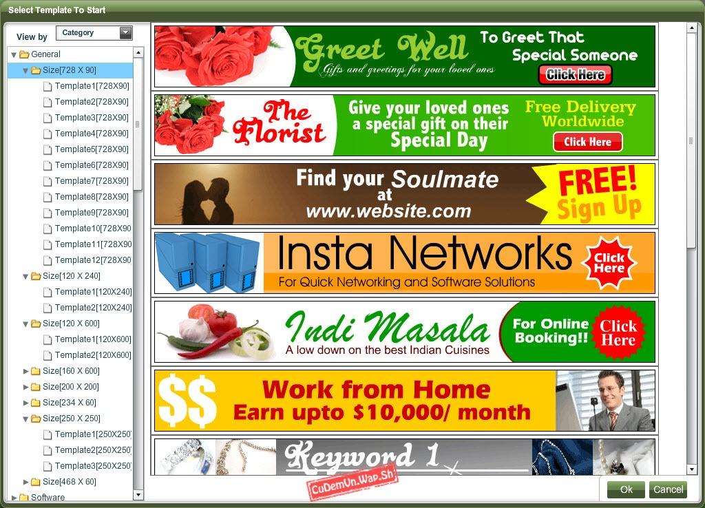 Share code JavaScript thiết kế banner quảng cáo chuyển động cực chuyên nghiệp