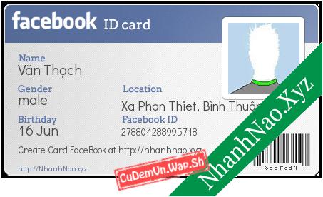 Share code Tạo card Facebook Online độc đáo bằng PHP và thư viện GD