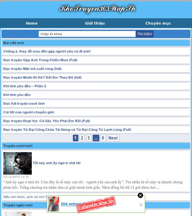 Share Filelist KhoTruyen365 v3 Source XTS, TWIG Post bài dạng Chapter bản nâng cấp khủng, Tool manage Full tiện ích