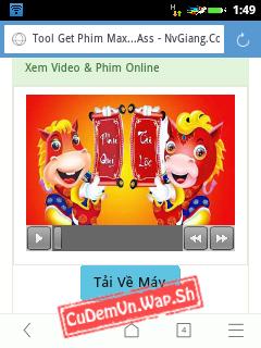 Share Tool get link Onbox.Vn xem Video max băng thông fix lỗi không hiện Flash