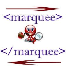 Tạo hiệu ứng chữ chạy với tag Marquee trong HTML5